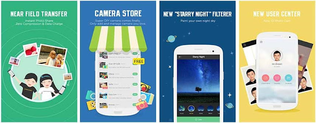 Camera360 Ultimate 9.6.6 pour Android
