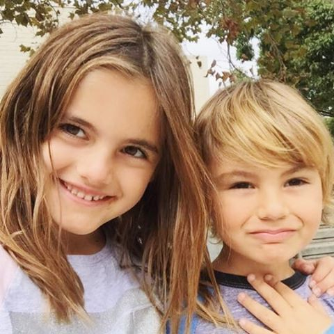 Alessandra Ambrosio Cute Instagram Picture