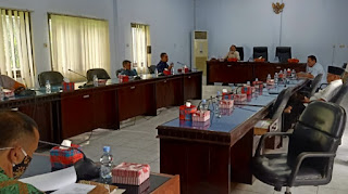 DPRD Kobi Gelar RDP Soal 'Nakes Mogok'