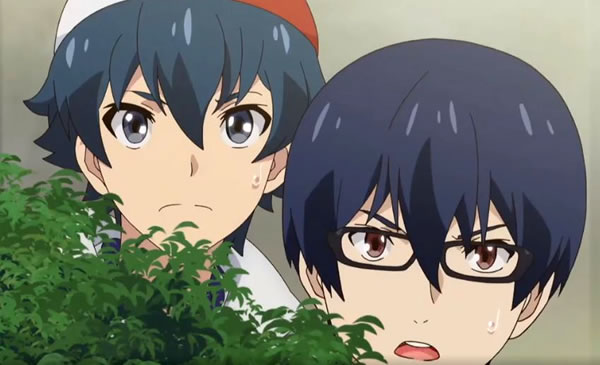 Chuubyou Gekihatsu Boy Episodio 03