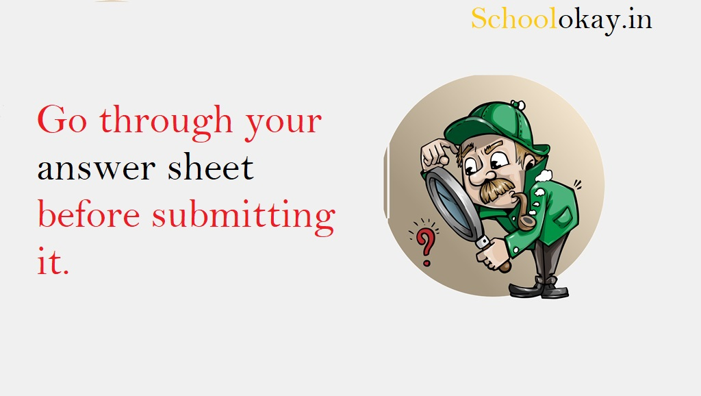 HOW TO WRITE TO BOARD EXAMS CLASS 12 2020