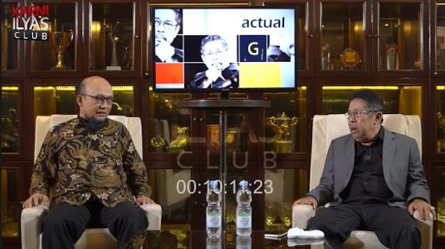 Novel Baswedan Beberkan Kejanggalan Soal TWK KPK, Karni Ilyas: Over Sekali