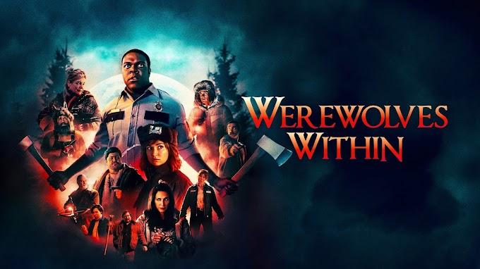 A Cena con il Lupo (Werewolves Within) recensione commedia horror (2021)