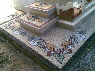 Batu Sikat | Carport | Ampyangan | www.tukangtamanbanjarmasin.com