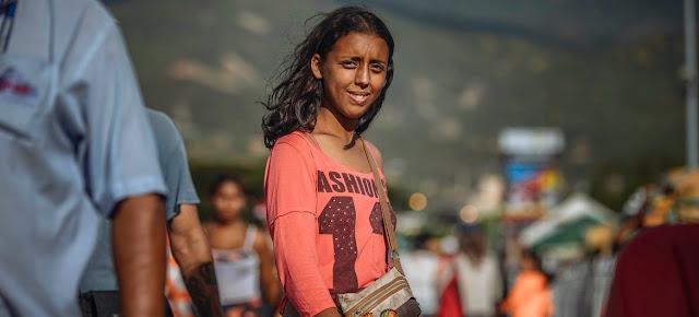 La salud y el bienestar de millones de refugiados y migrantes venezolanos se ven amenazados por COVID-19.OIM/Muse Mohammed