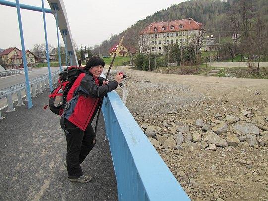 Na moście w Przyborowie
