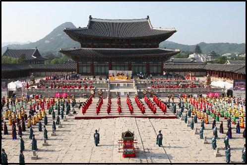 tempat wisata bersejarah di korea selatan