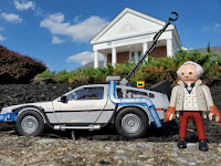Playmobil Back to the Future Toy Sets