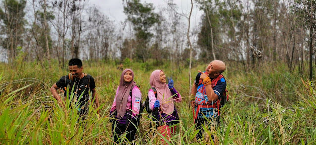 Radu 2 Bukit dalam Masa Sehari; Bukit Sundang & Bukit LMD Sandakan