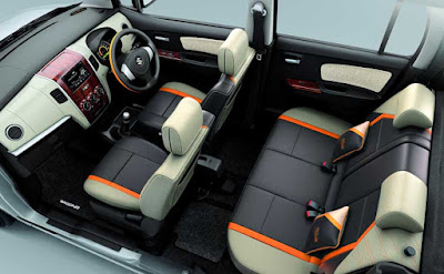 Maruti Suzuki WagonR Interior pics