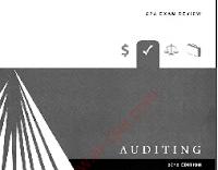 CPA - Audit-كتاب