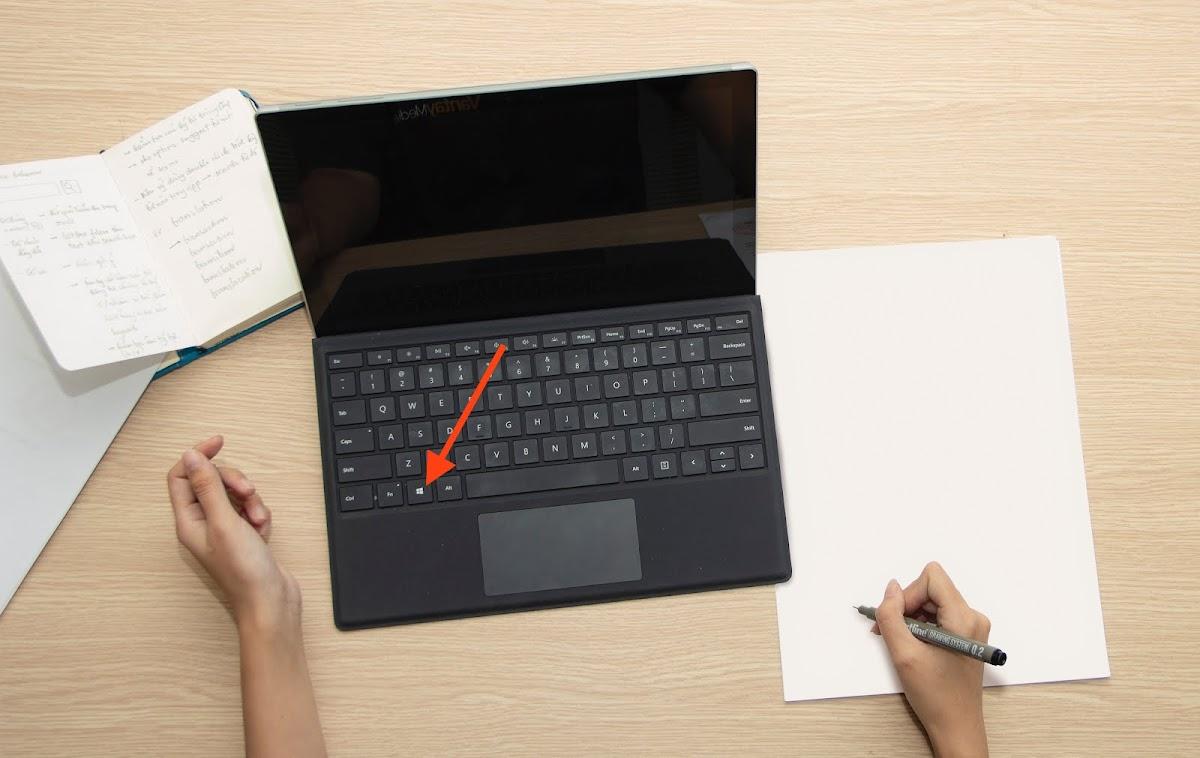 Qual è il tasto Command (CMD) di Mac su una tastiera Windows
