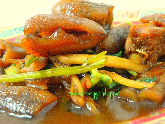 jom masak, jom makan makan..: Ayam Gamat.