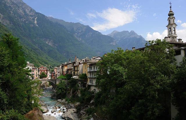 Chiavenna - Lombardia - Itália
