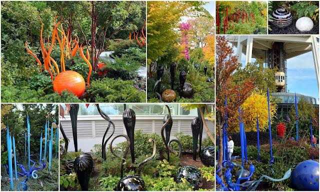 Mille Fiori Favoriti: Chihuly Garden and Glass, Seattle, Washington