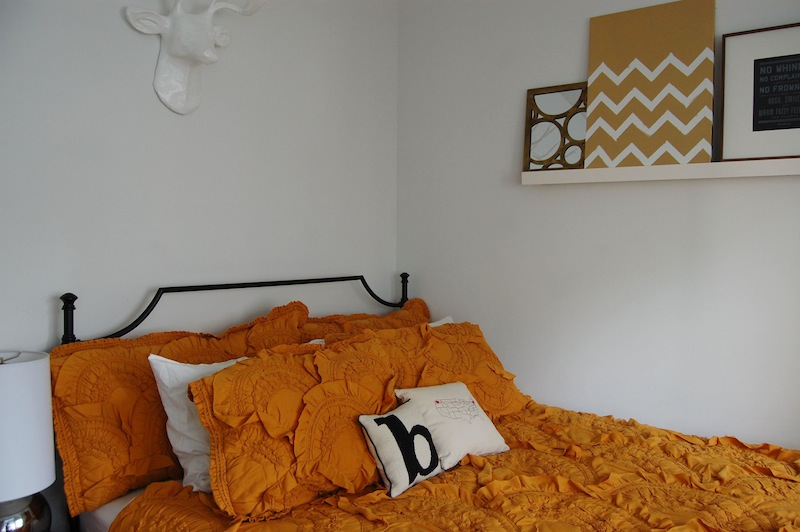 Just B B Finished Last Bedroom Touches