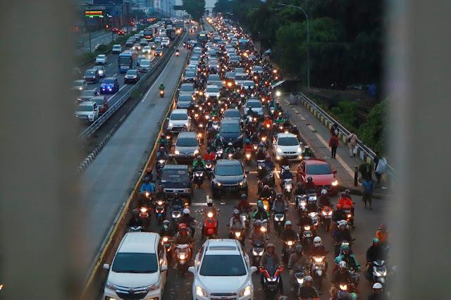 Hasil Survei, Jakarta Peringkat 10 Kota Macet di Dunia