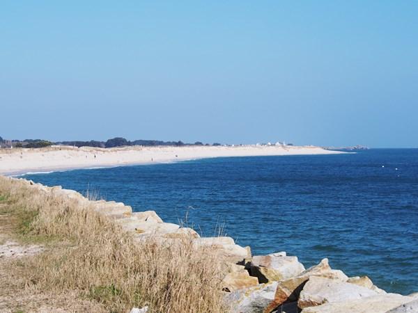 Les dunes de Treffiagat