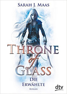 Throne of Glass, Sarah J. Maas