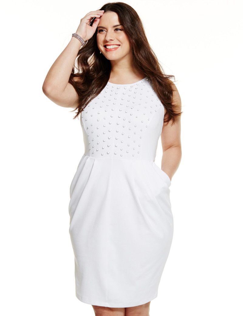 Our Choice of Best Bridal Shower Dresses Plus Size Pictures ...