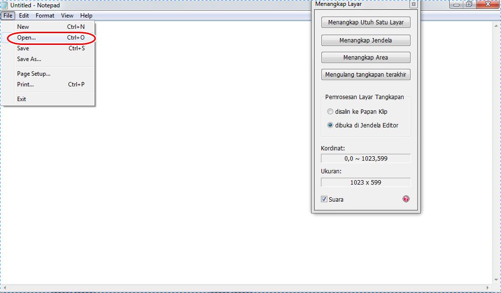 Cara Memblokir Website Tertentu Pada Windows (hosts