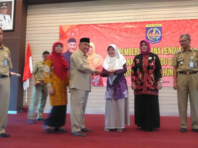 Pemkot Depok Kucurkan Dana Bantuan Posyandu dan Posbindu
