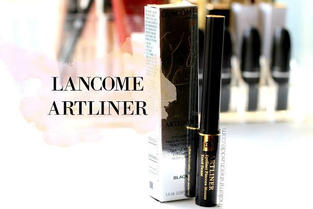 Lancome Artliner in 'Noir'