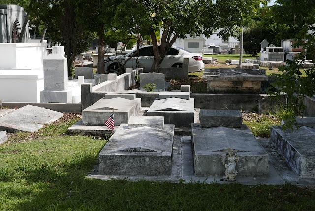 Florida Keys Grave Yard