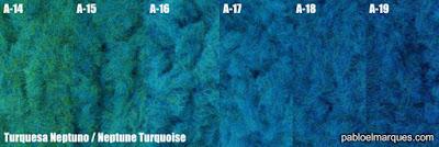 Césped Turquesa Neptuno