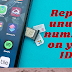 Report unused mobile numbers on your ID