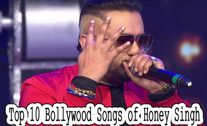 Top 10 Most Popular Bollywood Singers of 2017 - Honey Singh