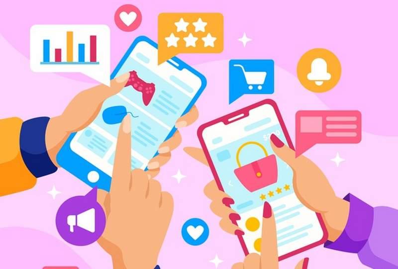Konten Media Sosial untuk Pemilik Usaha dan Bisnis (freepik.com)