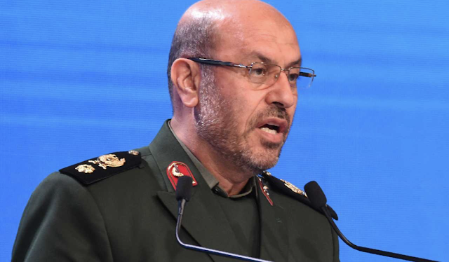 Iranian Official: Iran Will Put America In 'Garbage Bin Of History,' 'Erase' Israel 'From The Face Of The Earth'