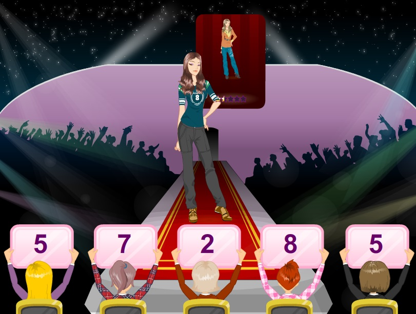 Nadia Catwalk Show Welcome To Flash Games Empire A Place Where You Can Play The Best Free Flash Games Online
