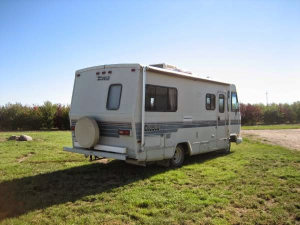 Used rvs 1989 itasca spirit motorhome for sale for sale by for Motor home for sale by owner