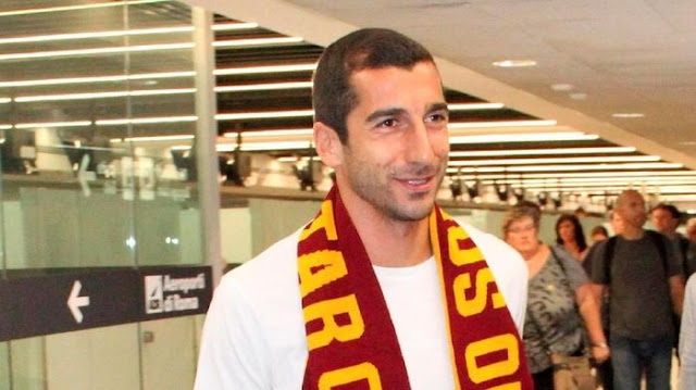 Mkhitaryan, hope Rome can become your home