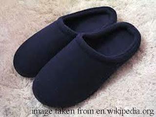 sepatu selop