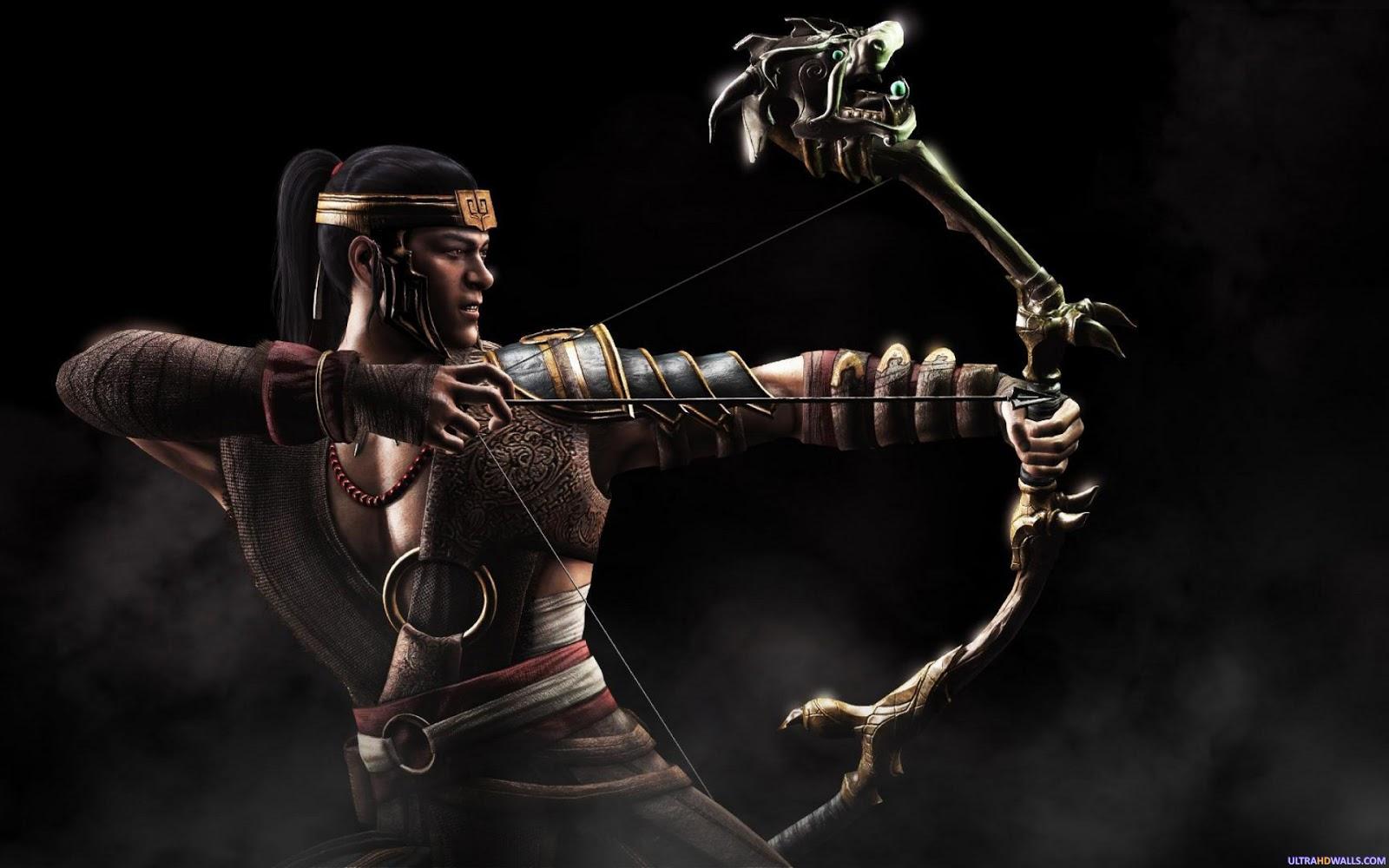 Mortal Kombat X Game Wallpapers Set 2 Hd Wallpaper Jos