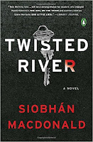 Book cover of Twisted River by Siobhan MacDonald