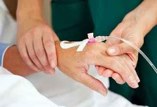 kemoterapi katater takılması