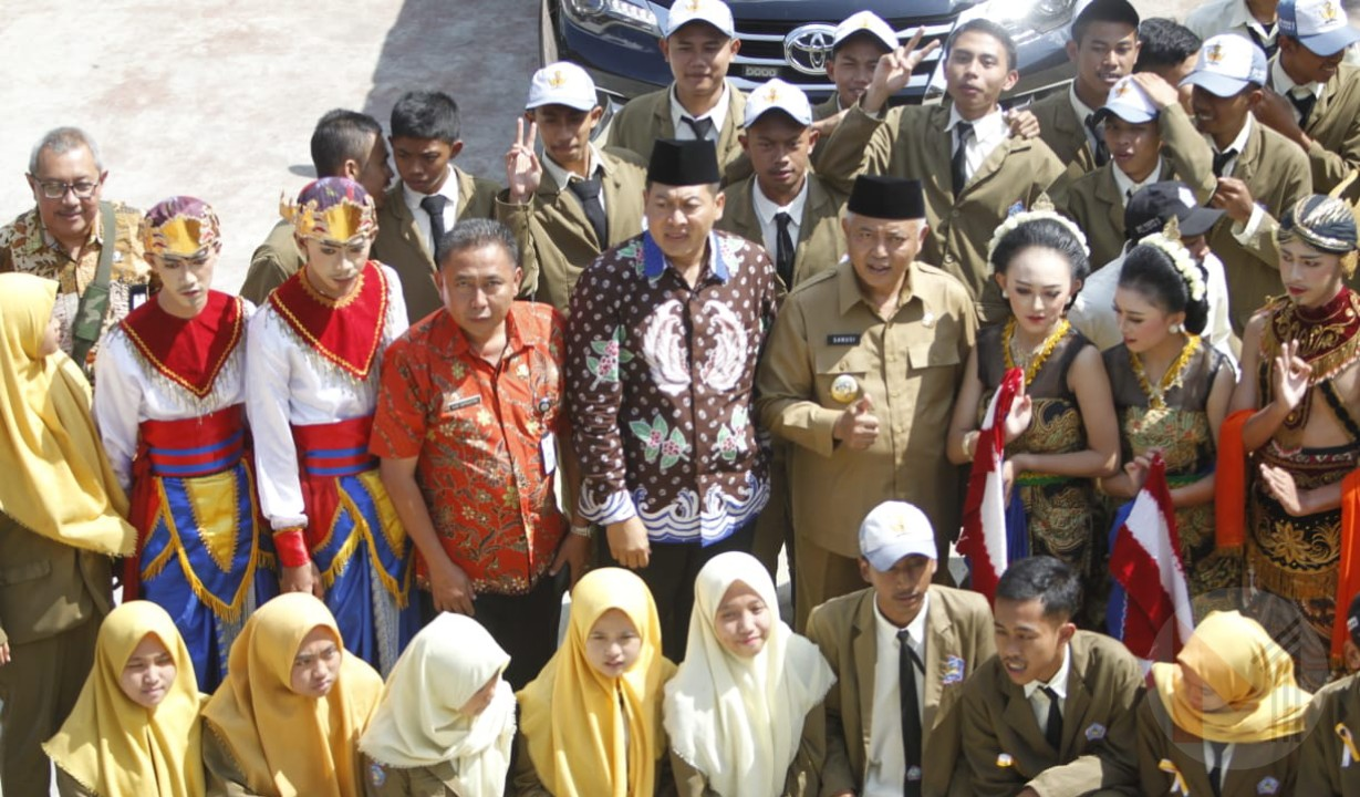 Dampingi Bupati HM Sanusi, Ketua DPRD Kabupaten Malang Deklarasi Say No to Drugs