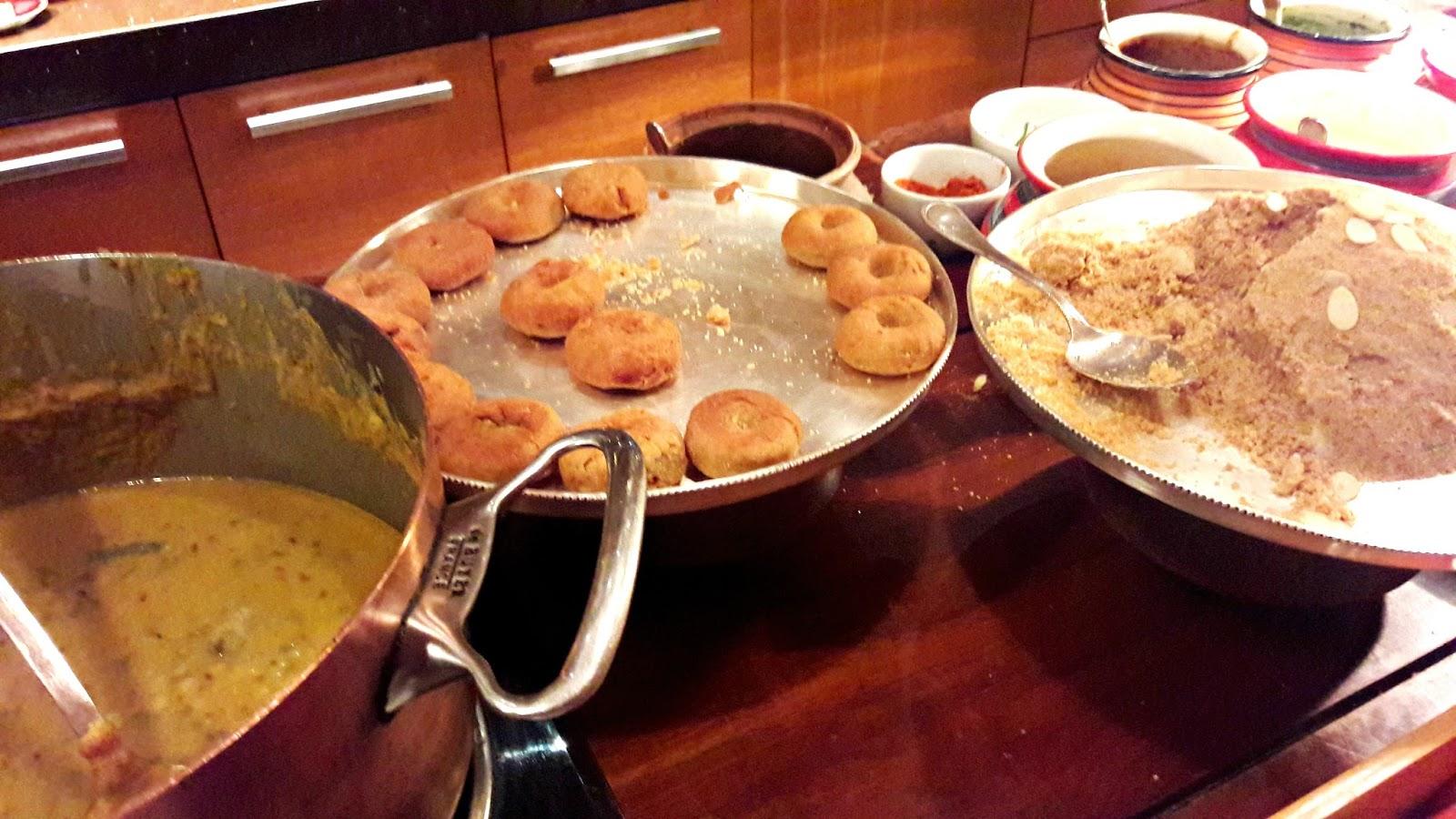 Marwari Food Fest at The Dining Room, PHC | Bake Tales