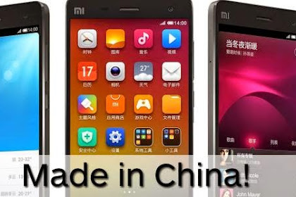 Beberapa Alasan Membeli Memilih Smartphone China  No 5 Paling Menguntungkan