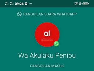 Waspada!!! Nomor Whatsapp Akulaku Banyak Penipu