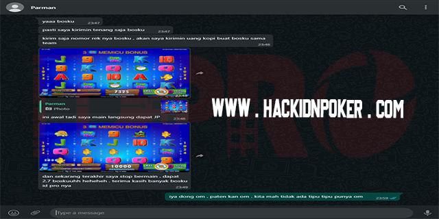 Cheat Judi Slot Game Online Dan Buru Jackpotnya