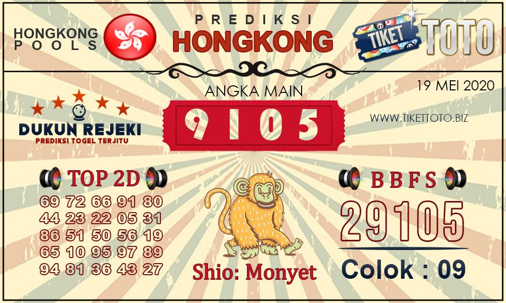Prediksi Togel HONGKONG TIKETTOTO 19 MEI 2020