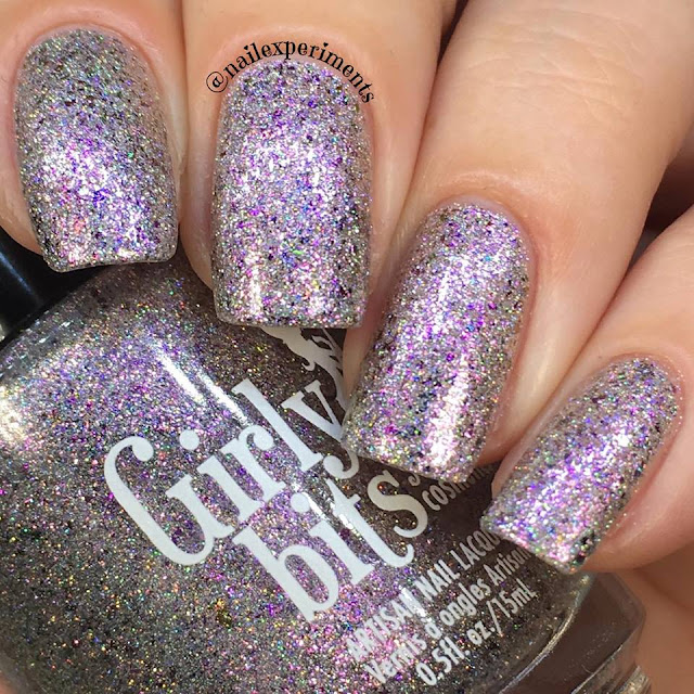 girly bits limited edition indie expo canada polish sugar beach