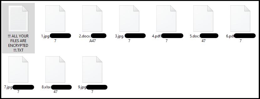 .A47 File Virus