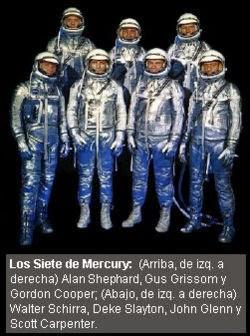 se convirtió en el primer estadounidense que visitó el espacio