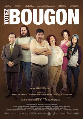Votez Bougon Poster